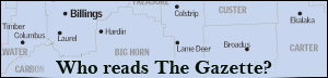 Who Reads the Billings Gazette