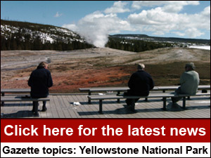 Yellowstone National Park news